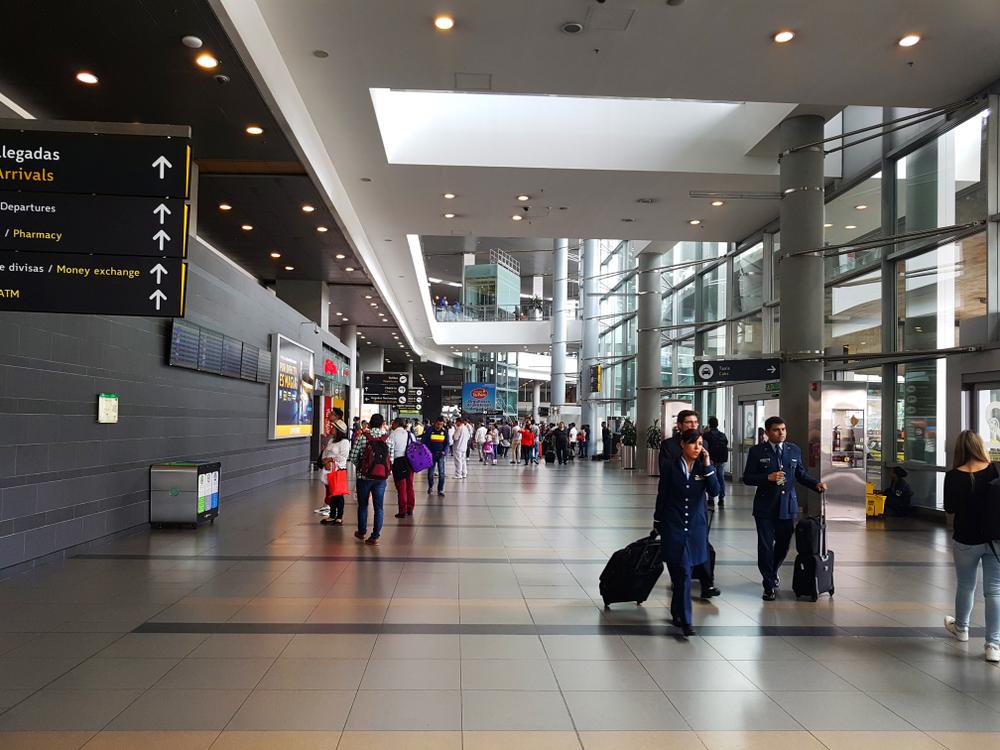 Международный аэропорт Эль-Дорадо