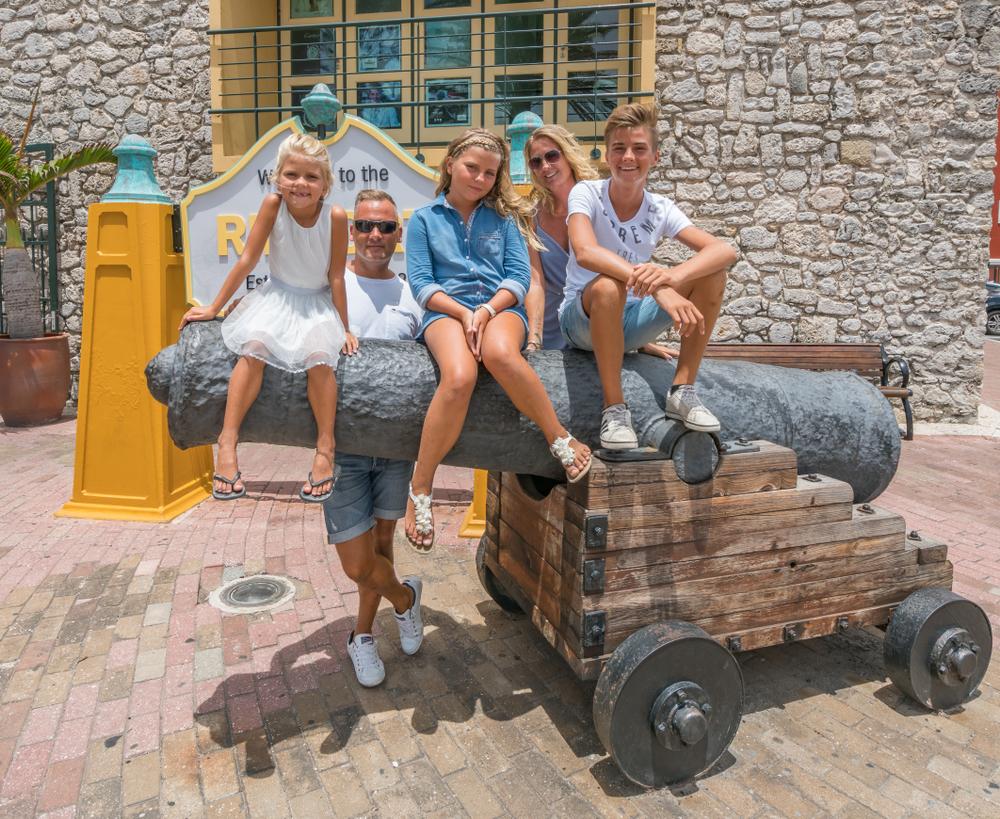 Семейный отдых на Кюрасао