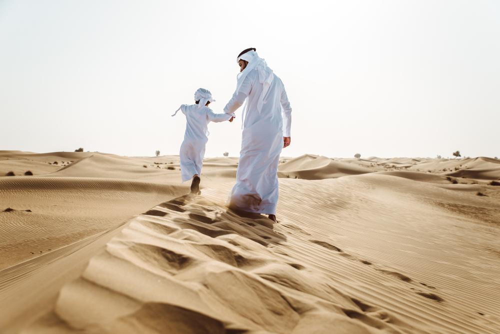 Песчаные дюны Катара