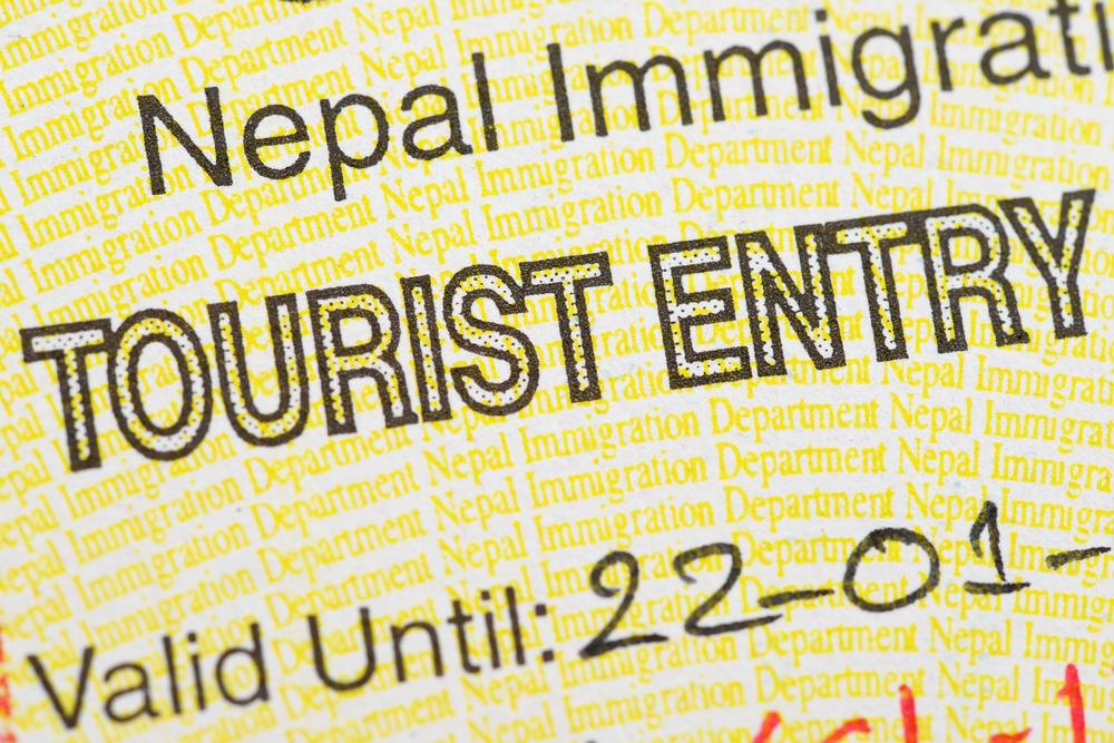 Туристическая виза в Непал