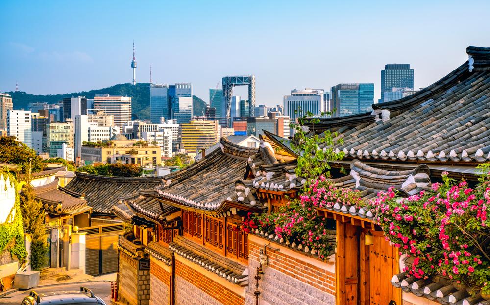 Букчон Ханок в Сеуле