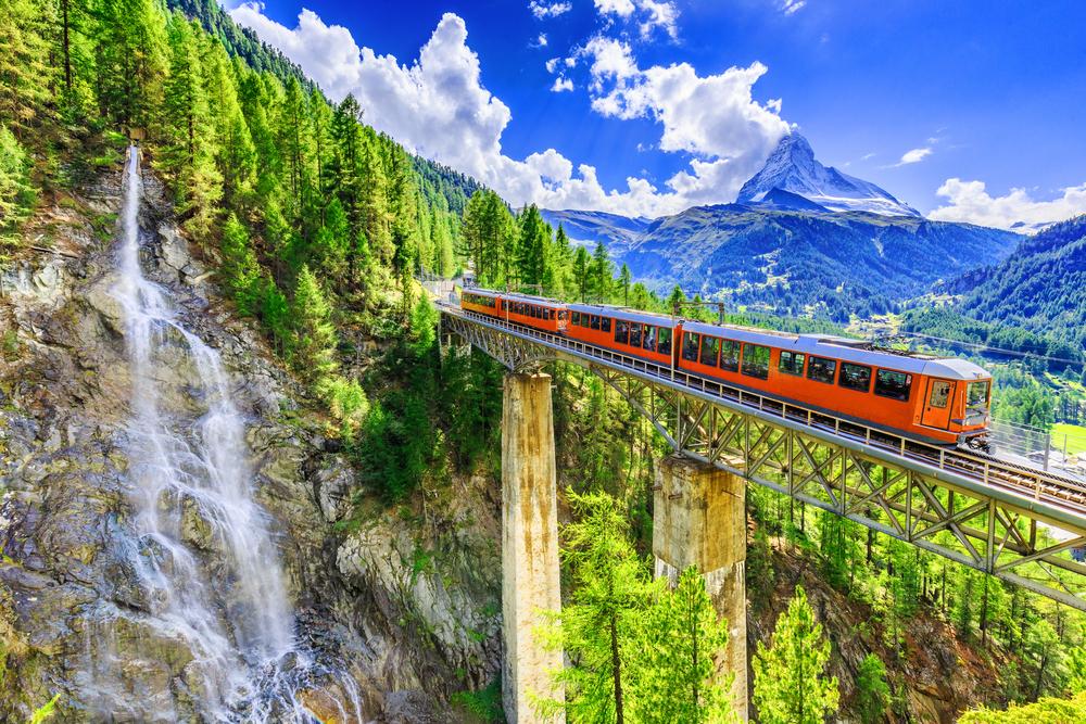 Железная дорога Горнерграт