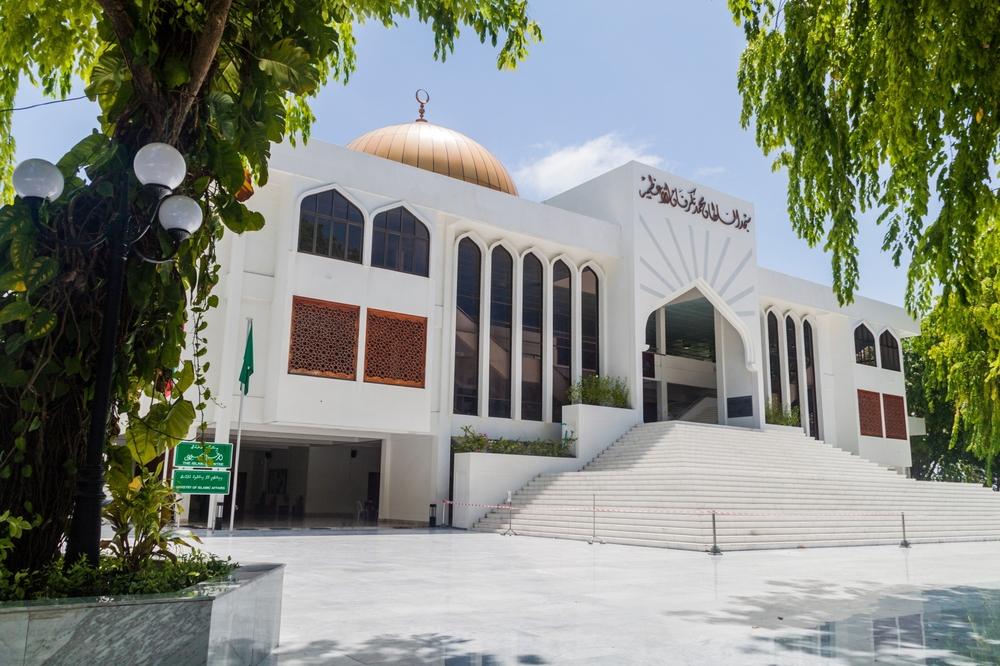 Большая мечеть – Мале на Мальдивах