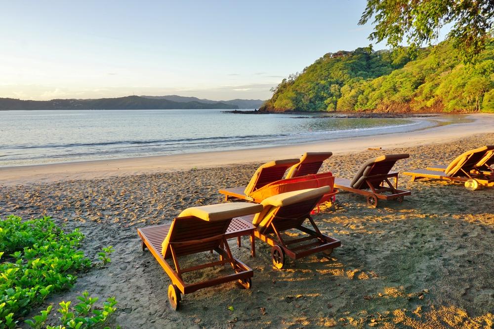 Пляж Коста-Рики