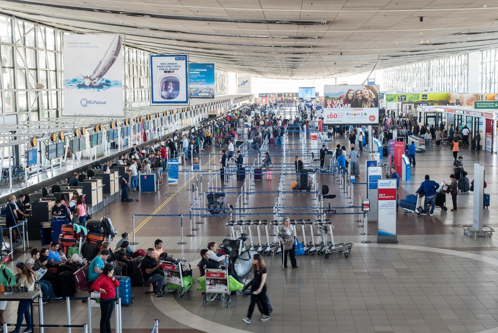 Международный аэропорт имени коммодора Артуро Мерино Бенитеса