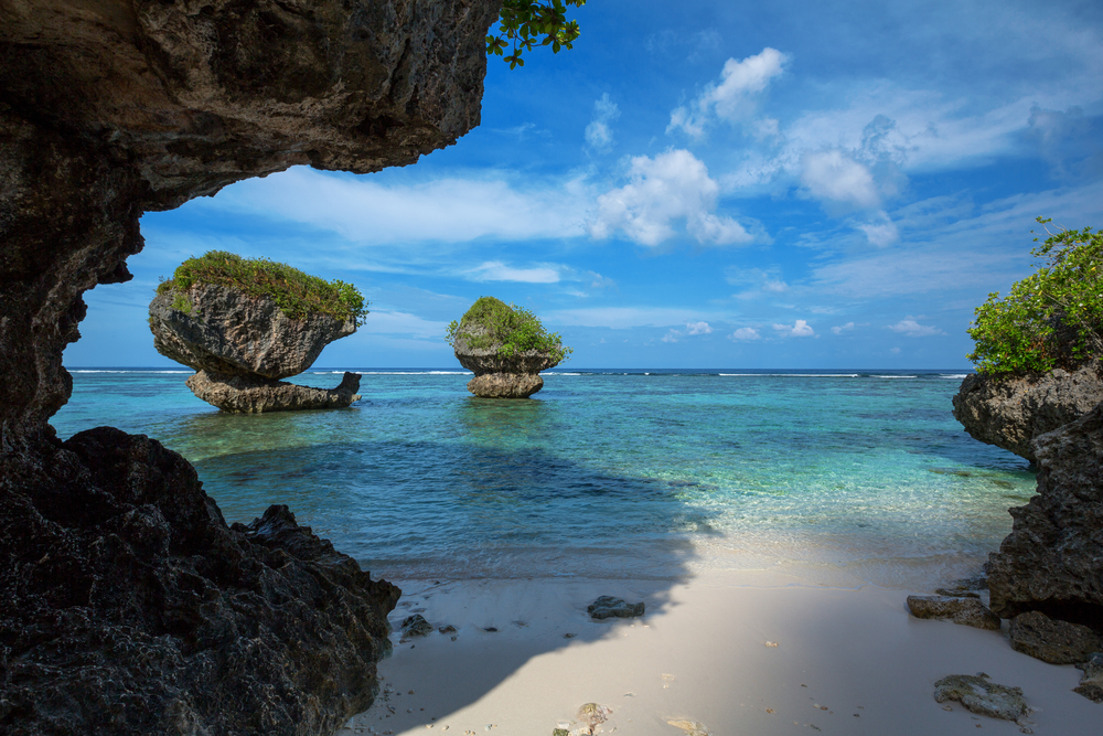 Пляж Гуама