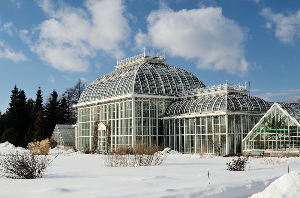 Университетский ботанический сад в Хельсинки