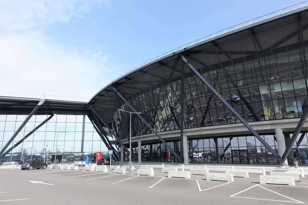 Лионский аэропорт имени Сент-Экзюпери