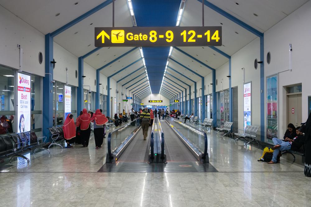 Аэропорт Бандаранаике