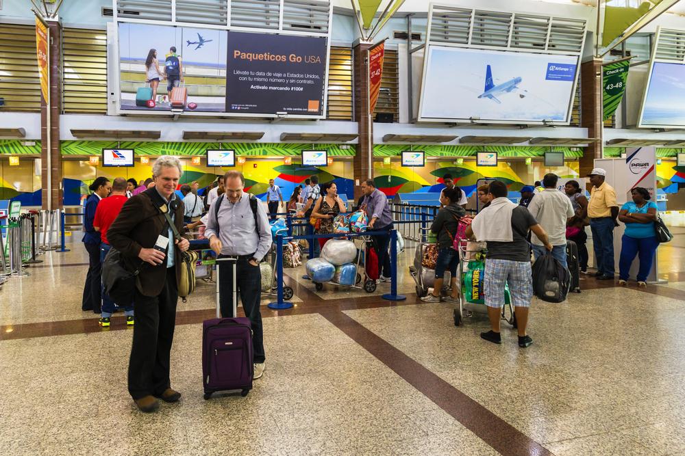 Аэропорт Лас Америкас