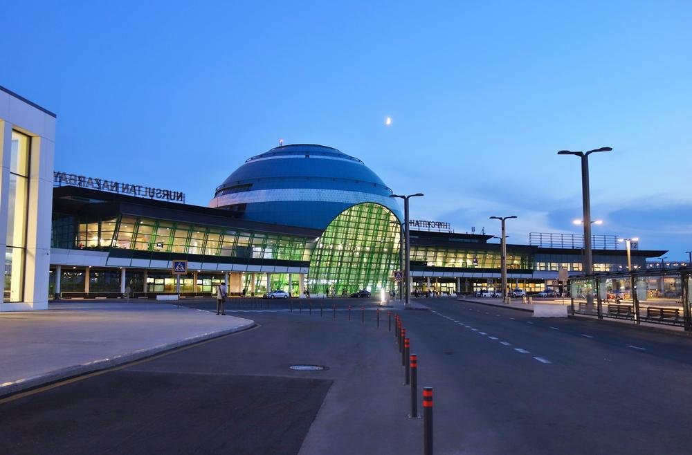 Аэропорт Нурсултана Назарбаева