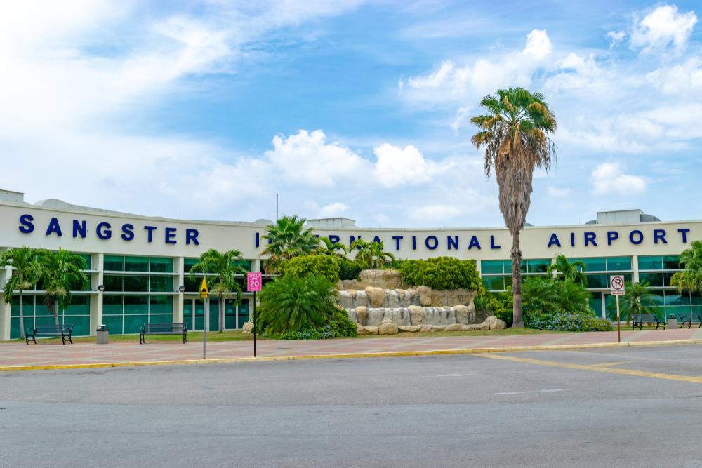 Аэропорт Сангстер