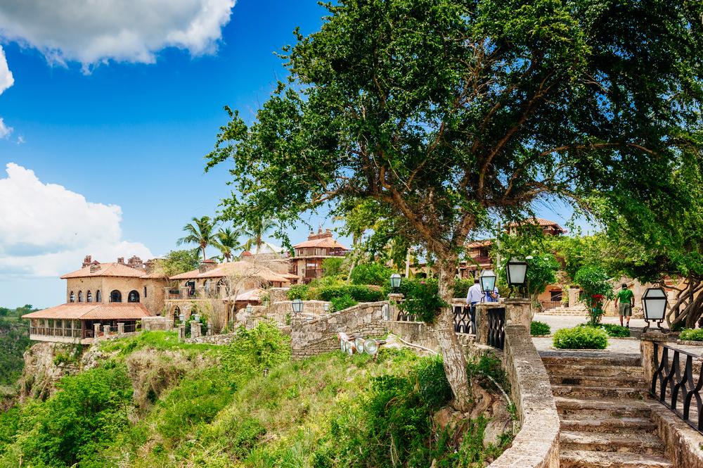 Деревня Альтос-де-Чавон