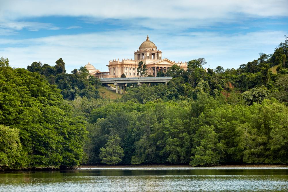 Дворец султана Брунея