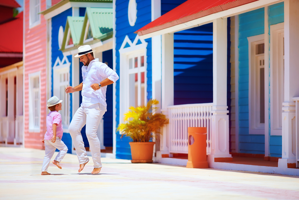 Карибская улица
