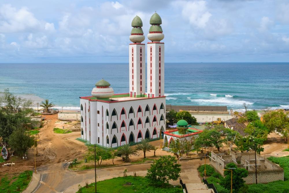 Мечеть Божественности