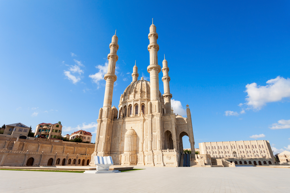 Мечеть Гейдара Алиева