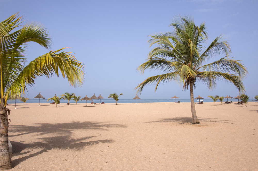 Пляжи Сали