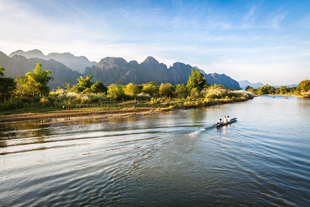 Река Сонг