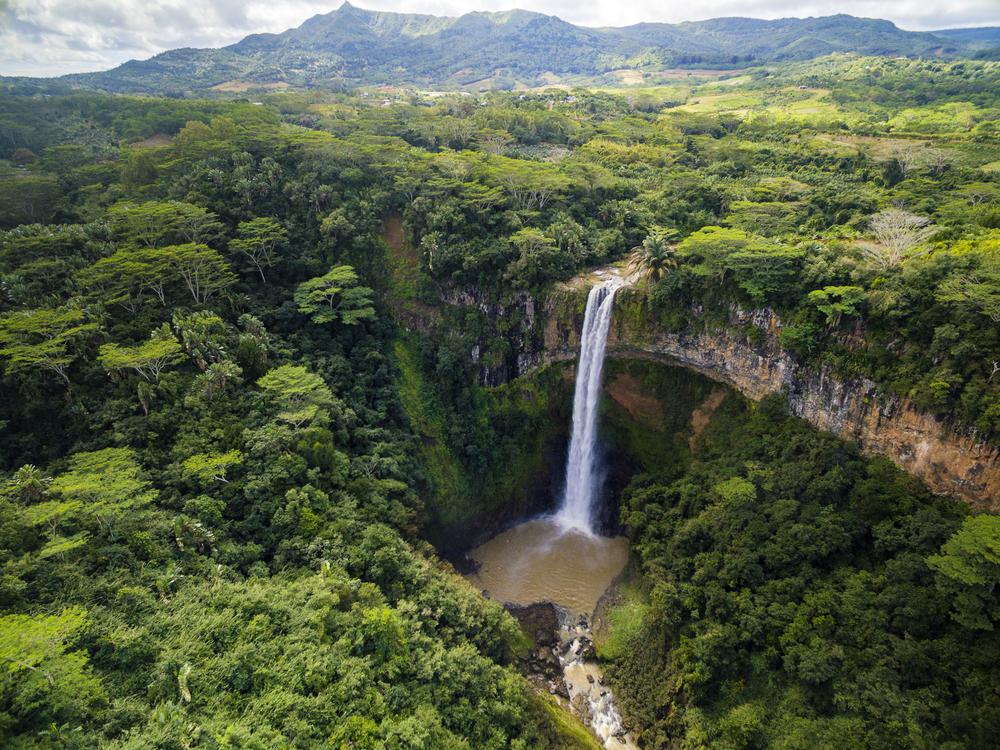 Водопад Шамарель