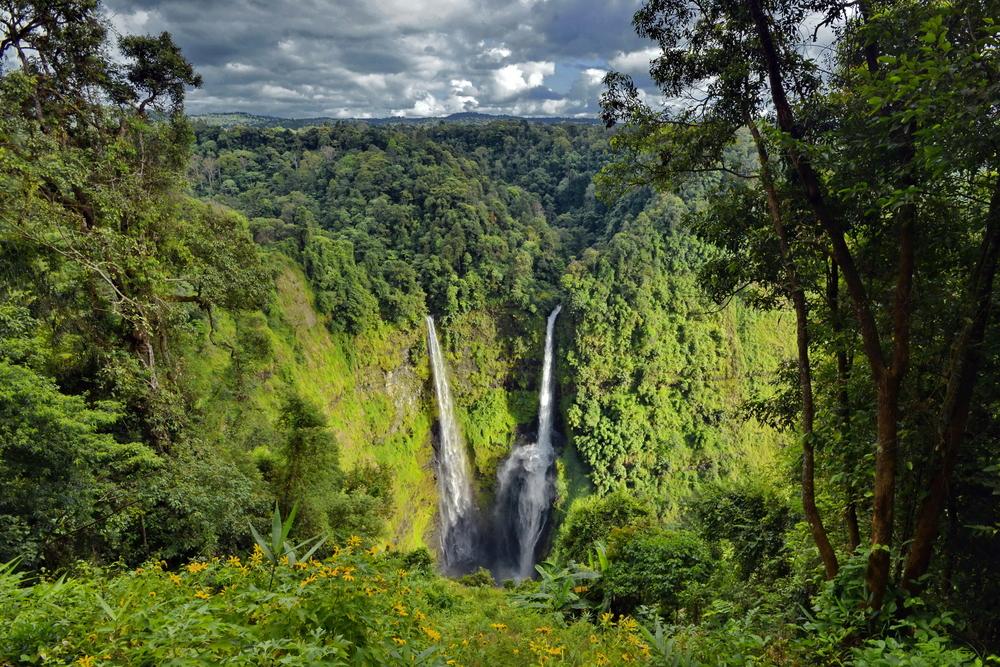 Водопад Татфан