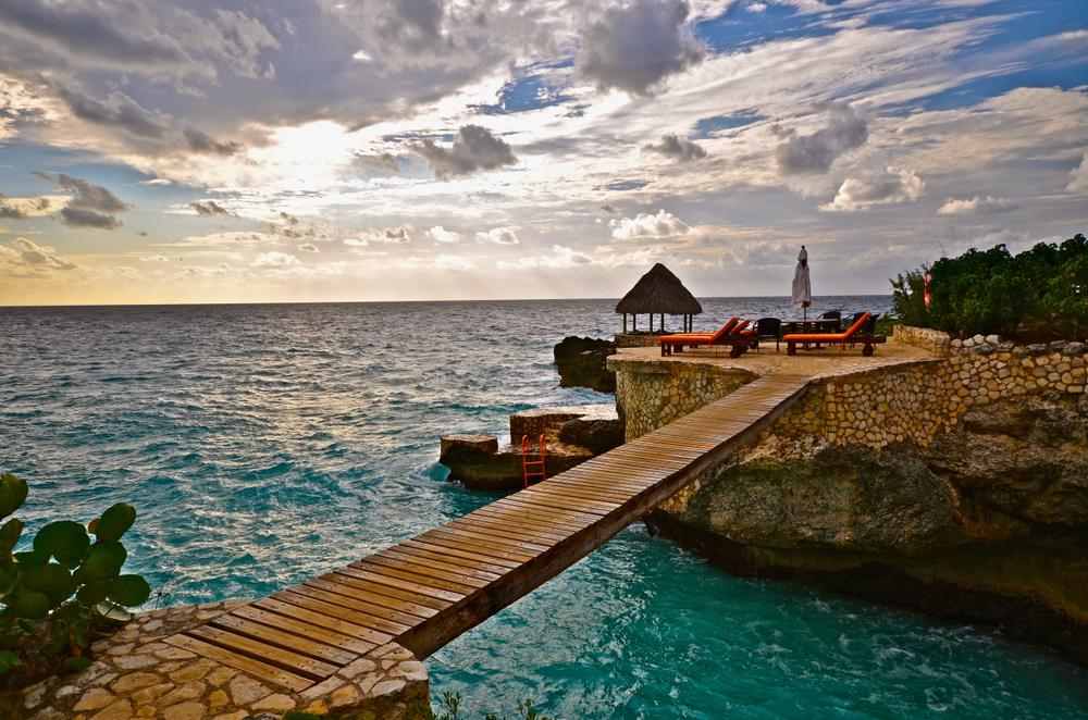 Ямайка, мост
