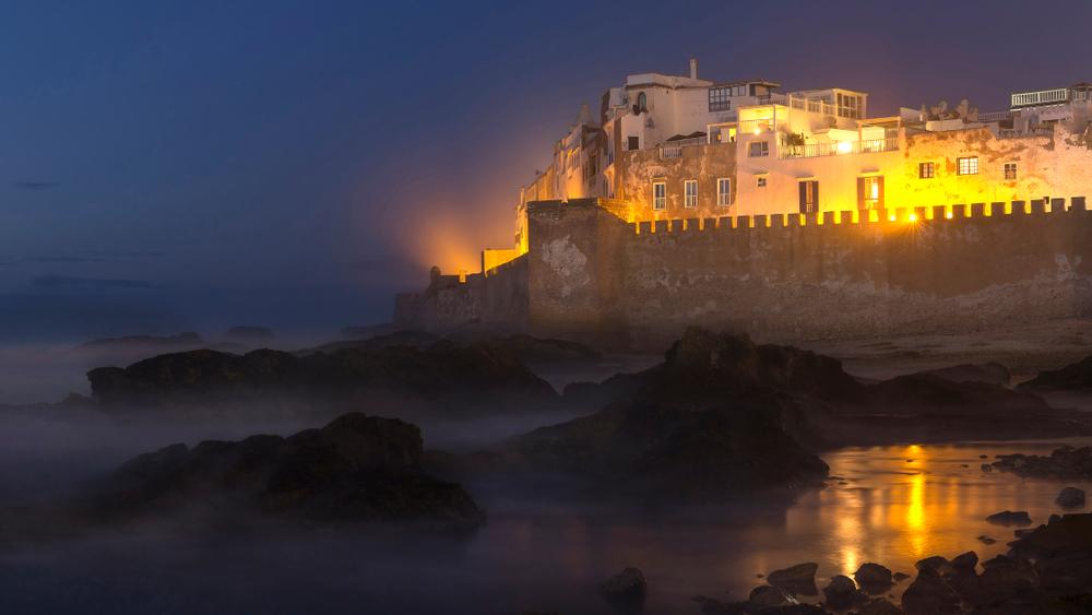 Замок и порт Эс-Сувейра