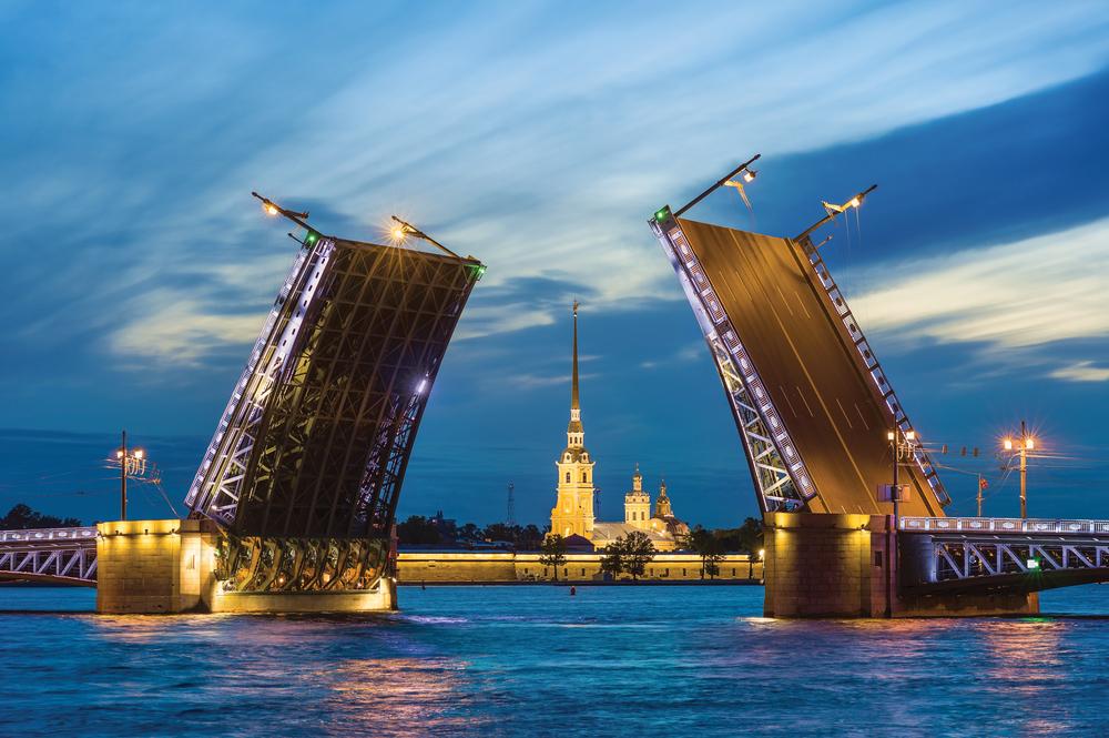 «Белые ночи» в Санкт-Петербурге