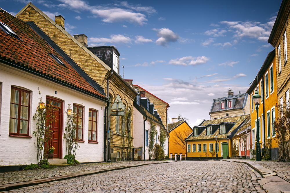Город Лунд, Швеция
