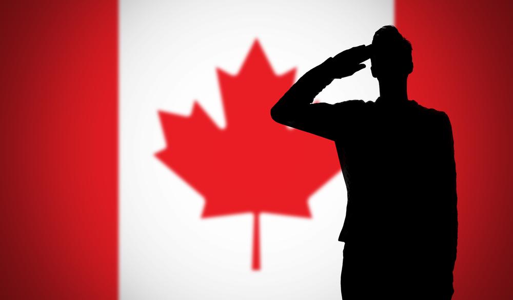 Госслужащий в Канаде