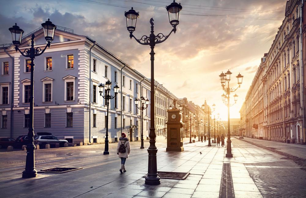 Малая Конюшенная улица, Санкт-Петербург