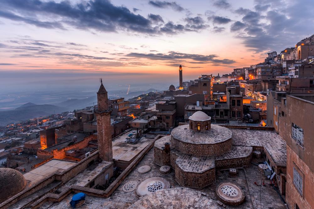 Мардин, Турция