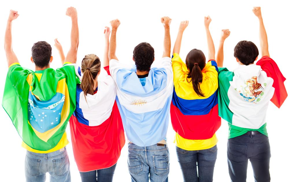 Население Латинской Америки