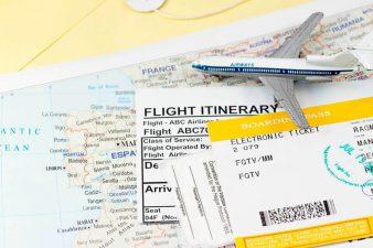 Проверить авиабилет по номеру билета