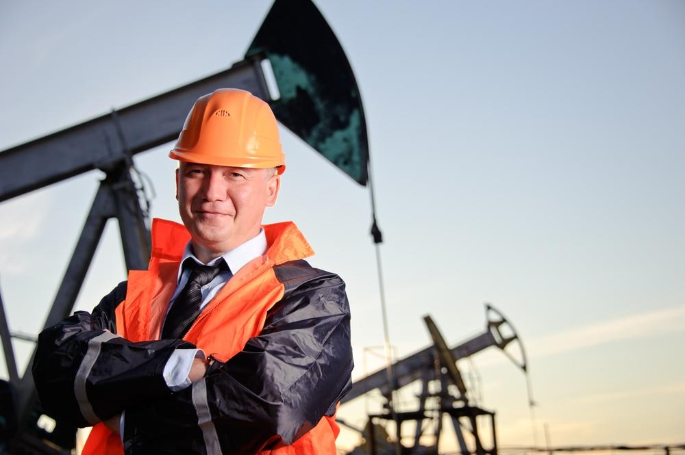 Работа в нефтедобывающей промышленности