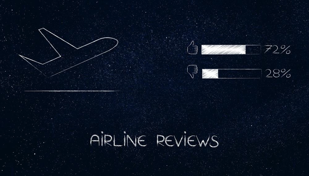 Рейтинг авиакомпаний