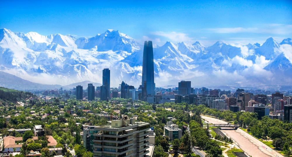 Сантьяго-де-Чили, Чили