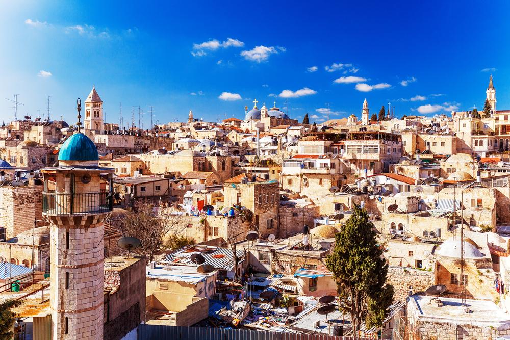 Старый город. Иерусалим, Израиль