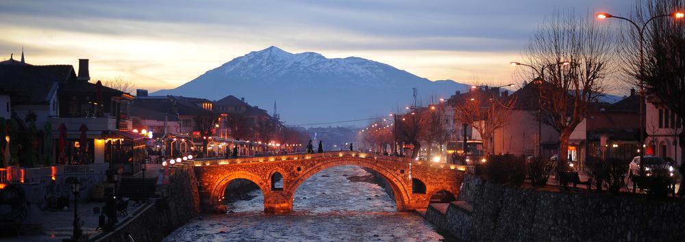 Центр Призрена, Косово
