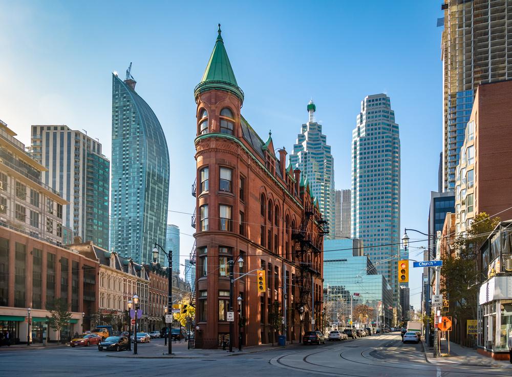 Центр Торонто, Канада