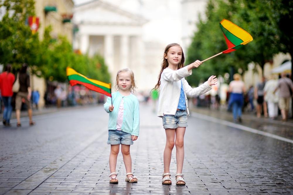 Виза в Литву для детей