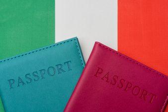 Гражданство в Италии
