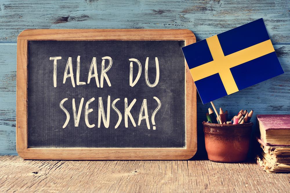 Изучение шведского языка