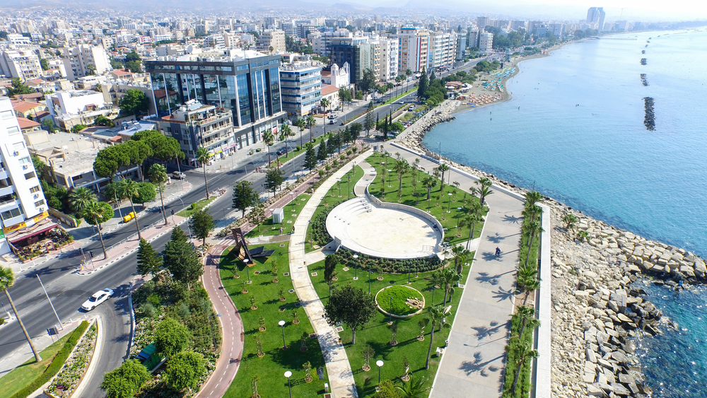 Набережная Лимассола, Кипр