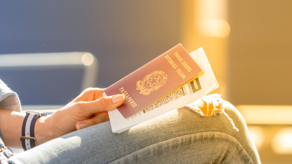 Оформление итальянского паспорта