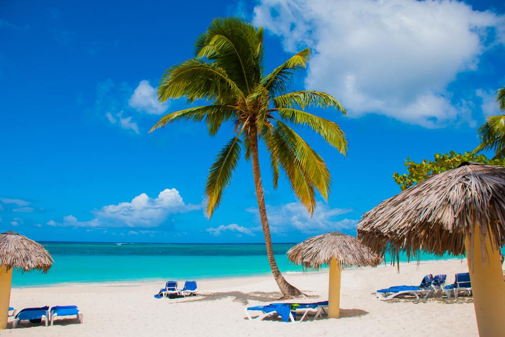 Пляж Плайя Эсмеральда, Куба