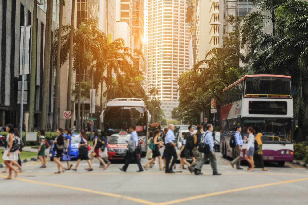 Поиск работы в Сингапуре