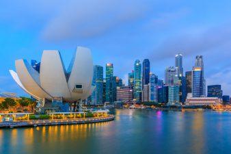 Работа в Сингапуре