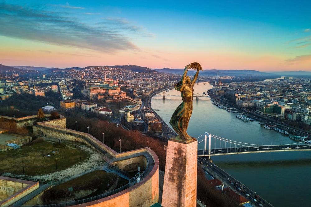 Статуя Свободы (Будапешт)