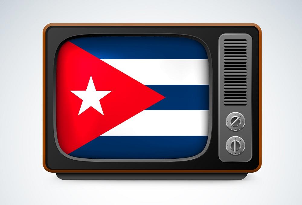 Телевидение на Кубе